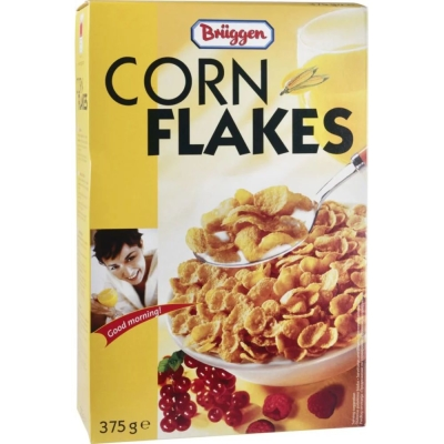 Хлопья кукурузные Bruggen Corn Flakes