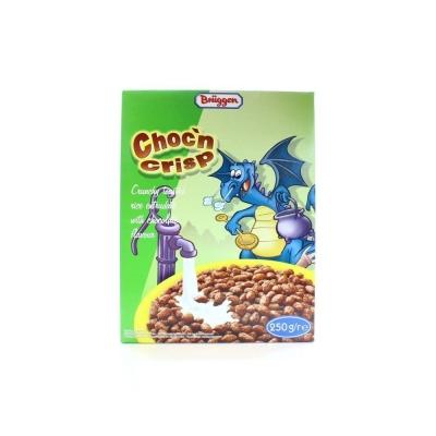 Готовый завтрак Bruggen Chocn crisp рис со вкусом шоколада