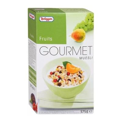 Мюсли фруктовые Bruggen Gourmet