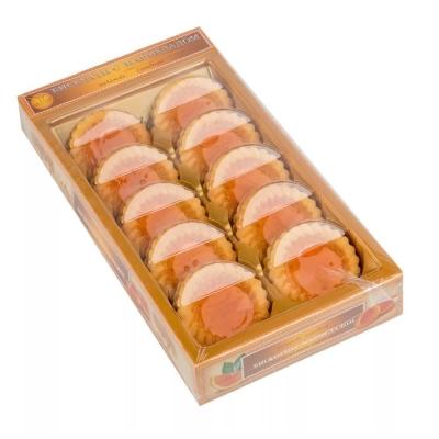 Печенье Бискотти с апельсиновым мармеладом