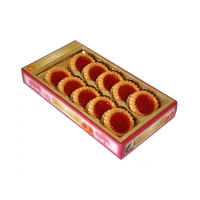 Печенье Бискотти с вишнёвым мармеладом