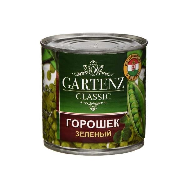Горошек зеленый Гартенз ж/б