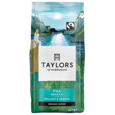 Кофе натуральный 'Taylors of Harrogate' жареный молотый Fika