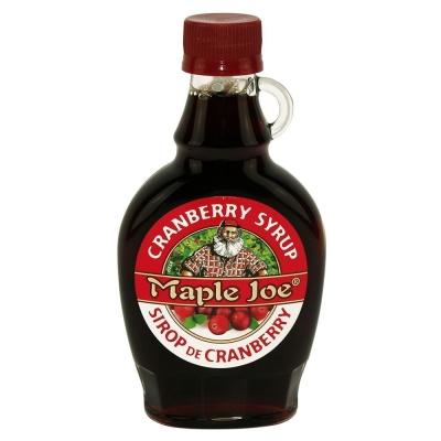 Сироп Maple Joe клюквенный