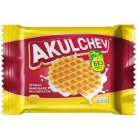 Печенье Акульчев Вафельное рассыпчатое