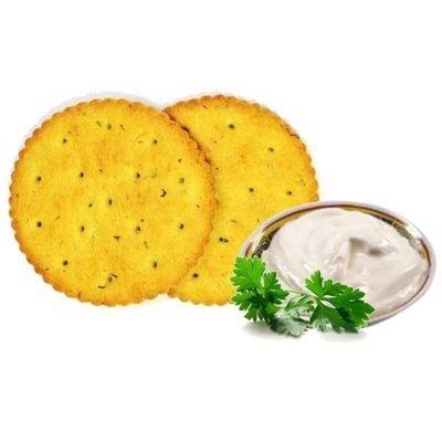 Крекер Белогорье Кристо-твисто со вкусом сметаны и зеленью