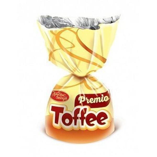 Конфеты Красный Октябрь Тоффи Премио (Toffee Premio)