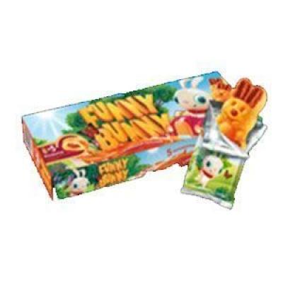 Пирожные Фанни Банни (Funny Bunny) карамель