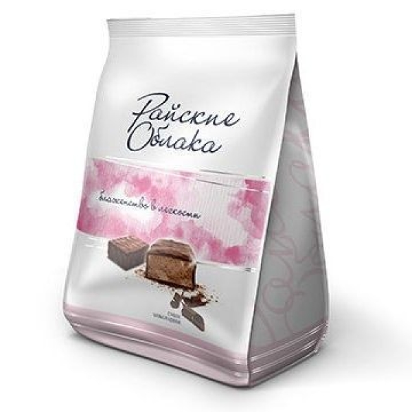 Конфеты Сладкий Орешек Райские Облака Суфле шоколадное