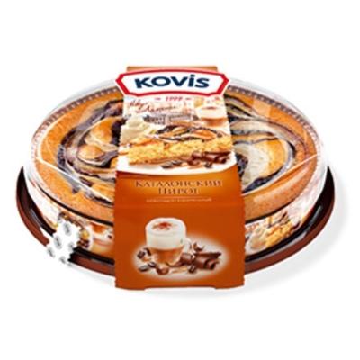 Пирог Kovis/Baker House шоколадно-карамельный