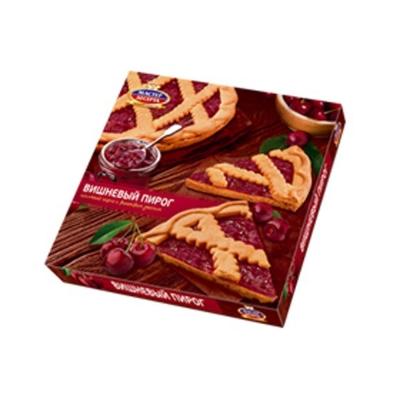 Пирог Мастер Десерта с вишневой начинкой