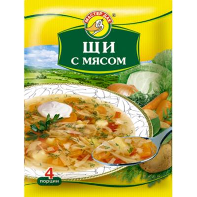 Суп щи Мастер Дак с мясом