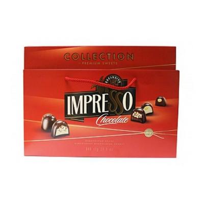 Набор шоколадных конфет Спартак Impresso Premium красный