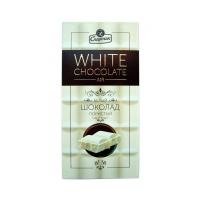 Шоколад Спартак пористый Белый пенал