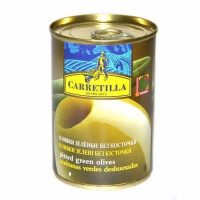 Оливки Carretilla без косточки