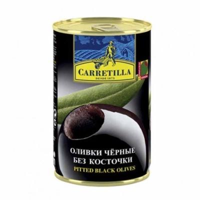 Маслины Carretilla без косточки