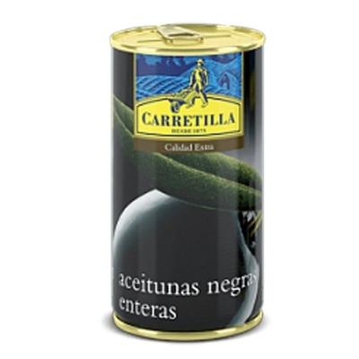 Оливки Carretilla с косточкой