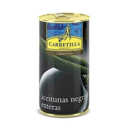 Маслины Carretilla с косточкой