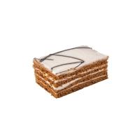 Пирожное Slatini Гуливер белый