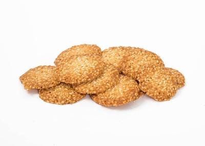 Печенье Slatini с кунжутом