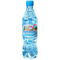 Вода Байкалика природная глубинная негазированная пэт