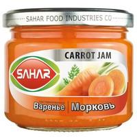 Варенье Sahar из моркови