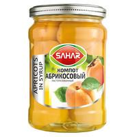 Компот Sahar из абрикосов