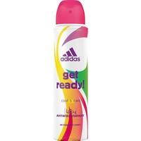 Дезодорант Adidas Део-спрей женский Cool & Care Get Ready! 48ч