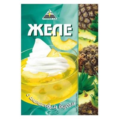 Желе Cykoria с ананасовым вкусом
