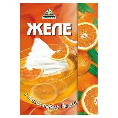 Желе Cykoria с апельсиновым вкусом