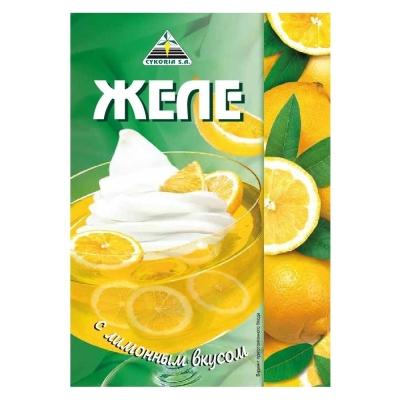 Желе Cykoria с лимонным вкусом