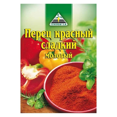 Перец Cykoria красный сладкий молотый