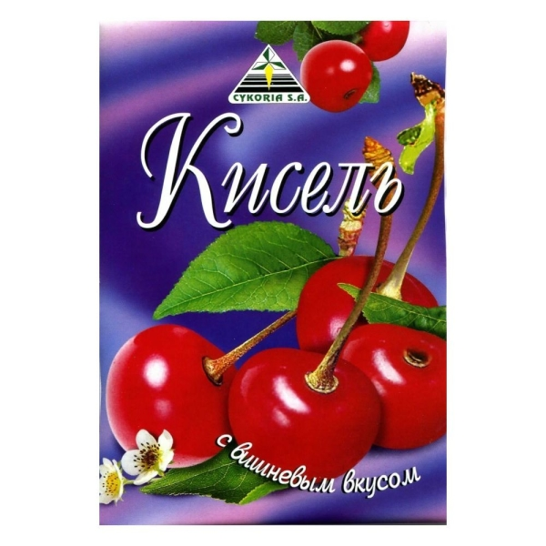 Кисель Cykoria с вишневым вкусом