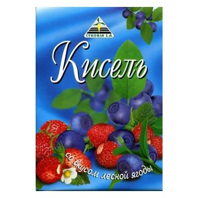Кисель Cykoria со вкусом лесной ягоды