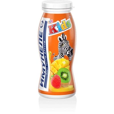 Напиток кисломолочный Нео Имунеле КIDS тутти-фрутти 1,5%