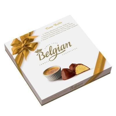 Шоколадные конфеты 'The Belgian' крем-брюле