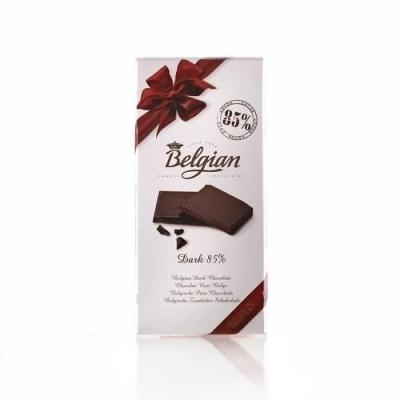 Шоколад 'The Belgian' Горький (какао 85%)
