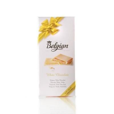 Шоколад 'The Belgian' Белый