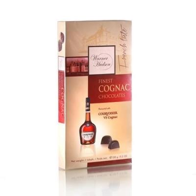 Шоколадные конфеты 'Warner Hudson' с Курвуазьер