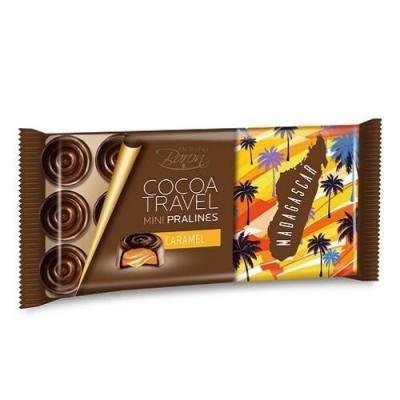 Конфеты 'Baron' из тёмного шоколада с карамельной начинкой Madagascar