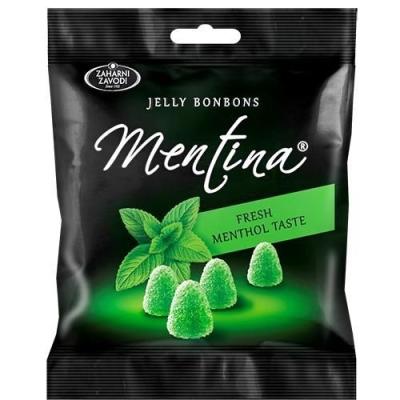 Мармелад жевательный 'Mentina' со вкусом ментола