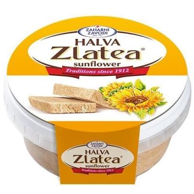 Халва подсолнечная 'Zlatea'