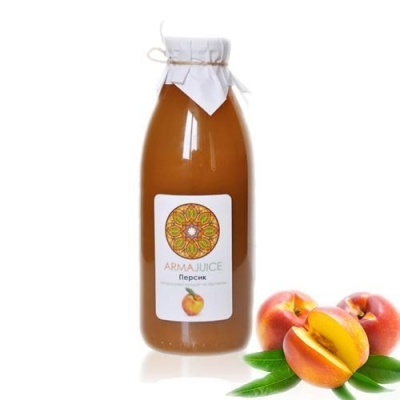 Нектар ARMAjuice персиковый