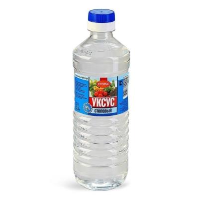 Уксус Егорье Столовый 9% пластиковая бутылка