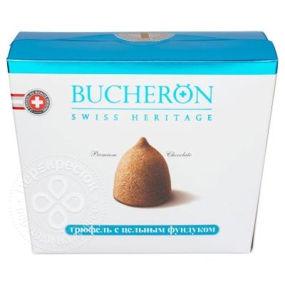Конфеты Bucheron Трюфель с цельным фундуком