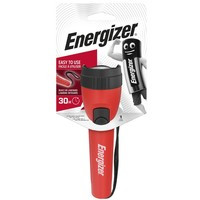 Фонарь Energizer Для дома Plastic Light(LC1L2D1) 2D. Дальн. 35м. (без батарей).120h 25Lum