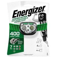 Фонарь Energizer Налобный HL Recharge (Аккумул.) 400 LUM