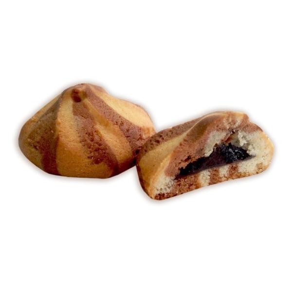 Печенье Бон Амур с начинкой вкус шоколада