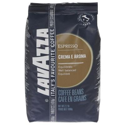 Кофе Лавацца Крема е Арома эспрессо зерно в/у