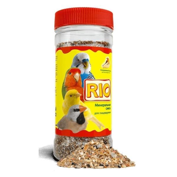 Минеральная смесь RIO для всех видов птиц